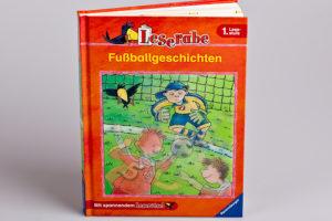 Kinderbuch mit Hologramm auf der Vorderseite
